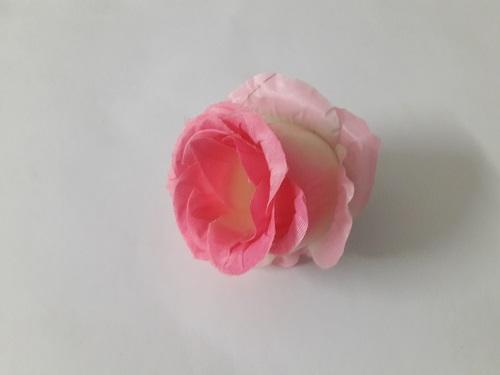 Бутон розы атласный «Катюня» d=9.5см. Г27