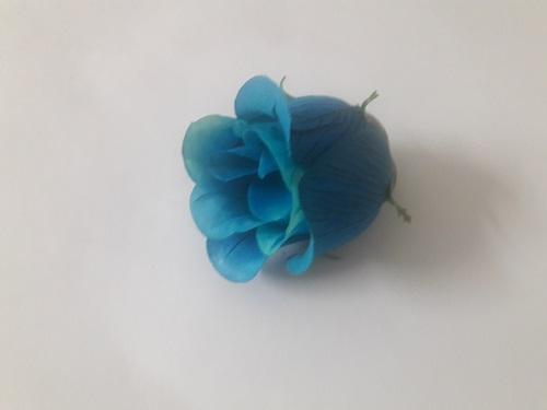 Бутон розы бархатный d=9см. Г23