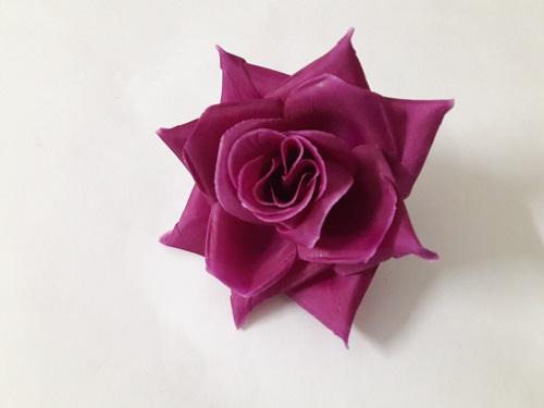 Роза «Остролист» d=15,5см Б/С Г792