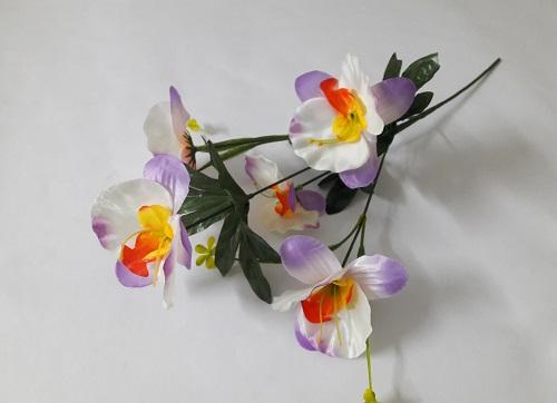 Ветка орхидеи 5г.Н=50см. АК340