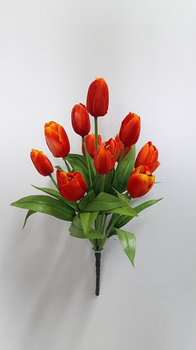 Букет тюльпанов 11г.Н=35см Б/С АК356
