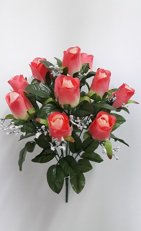 Букет роз «Байкал» 10г.Н=48см  Б502