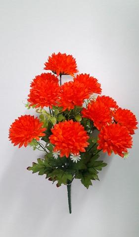 Букет хризантем «Завитушка» 11г.Н-46см Б/С  Б305