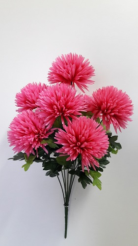 Букет хризантем «Тироль» 7г.Н=60см. Б134