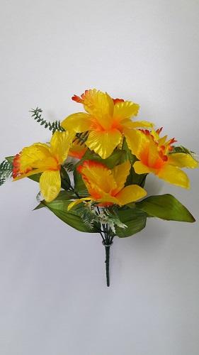 Букет орхидеи «Ванда» 7г.Н-40см Б/С  Б540