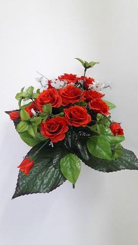 Букет роз «Риорита» 11г. Н=37см Б/С  Б295