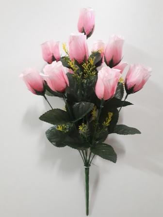 Букет бутонов роз «Лето» 11г.Н=56см Б/С  Б590