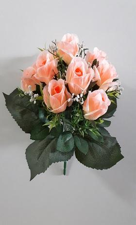 Букет роз «Поляна» 12г.Н=34см Б/С  Б316