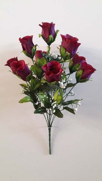 Букет бутонов роз «Купец» 10г. Н-48см  Б/С  Б511