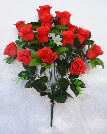 Букет роз «Настроение» 16г. Н-55см  Б124