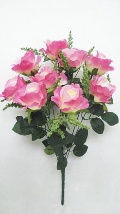 Букет роз «Индия» 9г.Н=50см Б/С  Б546