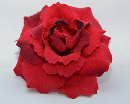 Роза бархатная «Вельветта» d=13см  Г7521