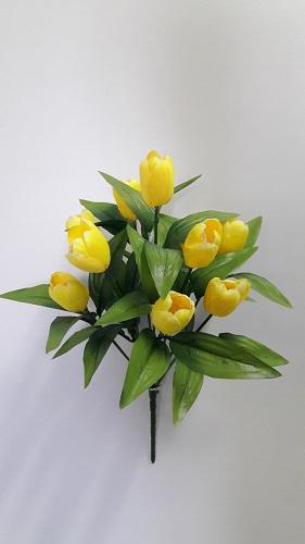 Букет тюльпанов «Волшебных» 10г.Н=40см Б/С Б141