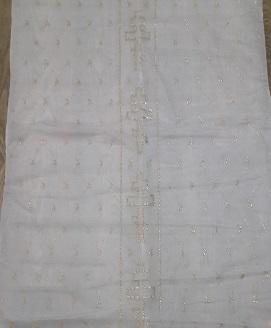 Покрывало тюлевое с шелковой подкладкой. Р9011