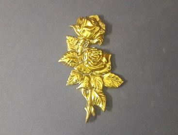 Роза двойная. Ф919
