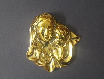 Мадонна с младенцем. Ф2664