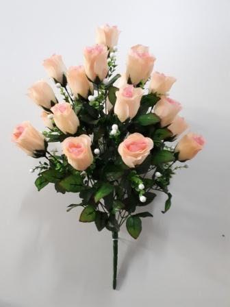 Букет роз «Нильс» 24гол. Н-63см Б/С  Б731