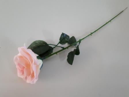 Одиночная роза «Фуэте» 2 листа Н-69см Б/С  О2578