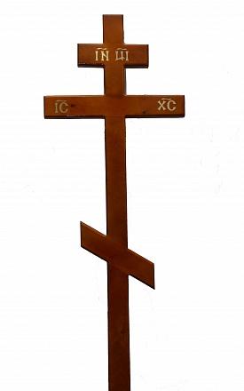Крест сосна б\р Н-210см Б/С  Р1993