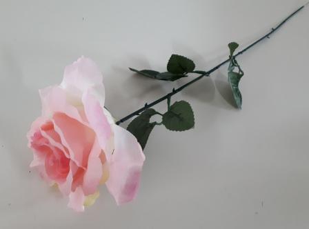 Одиночная роза «Владия» 3листа Н-71см Б/С О7418