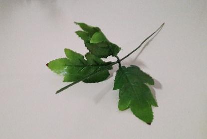 Ножка для хризантемы Н-34см Б/С О464