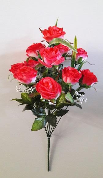 Букет роз «Симона» 11гол. Н-53см  АК626