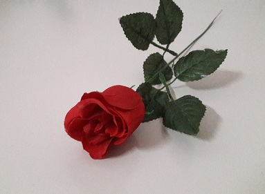 Бутон розы атлас Н-48см Б/C  О4968