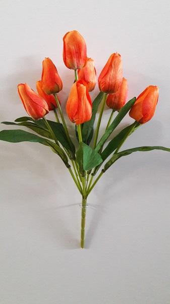 Букет тюльпанов «Симба» 9г. Н-48см  АЛ9080