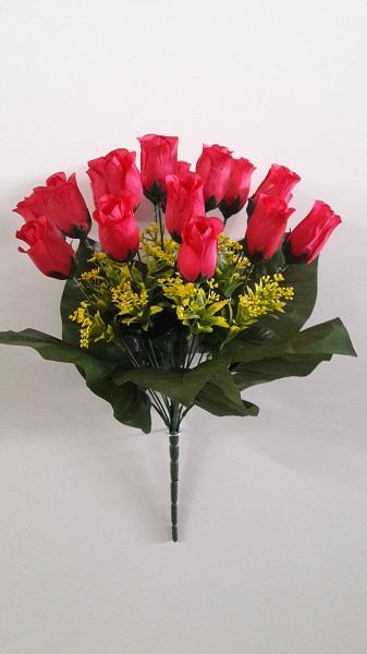 Букет роз «Джульетта» 18г. Н-48см  АК772