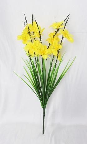 Букет орхидей «Самурай» 7вет. Н-56см Б869