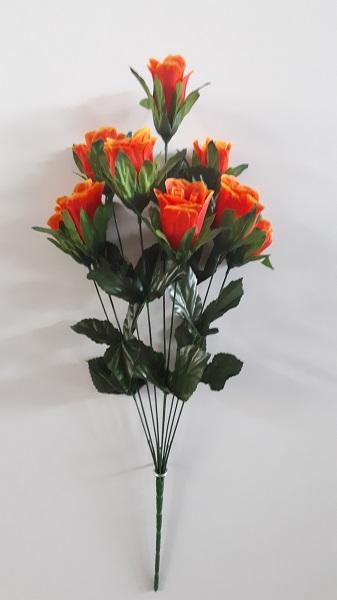 Букет роз «Джуди» 9гол. Н-55см Б/С Б895