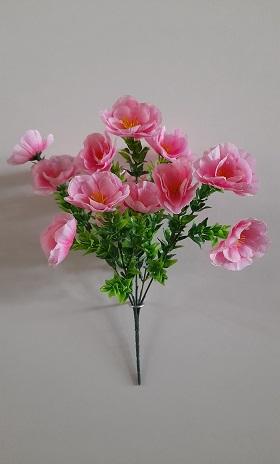 Букет азалия «Весна» 5вет. 15г. Н=37см. Б/С  Б1007