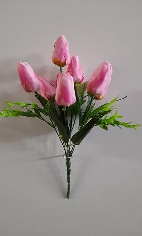 Букет тюльпанов «Лия» 7г.Н-35см Б/С  Б1071