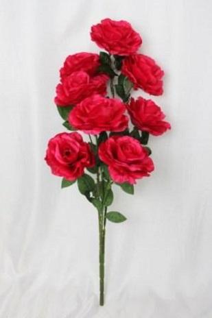 Букет роз «Небеса» 8гол. Н-75см Б/С Б949