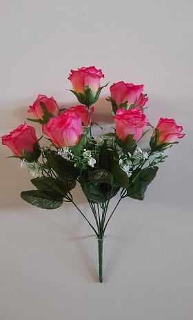 Букет бутонов роз «Креолка» 9г. Н-40см. Б/С  Б975