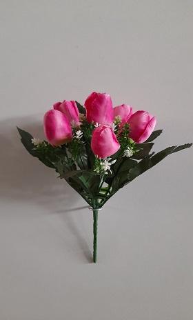 Букет тюльпанов «Капля» 6г.Н-25см Б/С  Б999