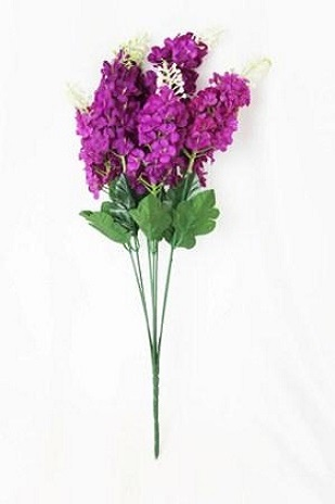 Букет сирени «Виолетта» 7вет.Н-44см Б/С Б1075