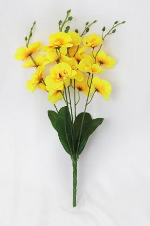 Букет орхидей «Румынка» 5вет. Н-50см Б/С  Б1077