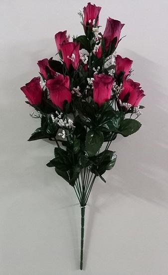 Букет бутонов роз «Скрудж» 14гол.Н-55см Б/С Б1150